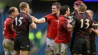 Frustrated Munster leave Edinburgh without bonus-point win