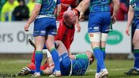 O'Connell determined to feature against Harlequins