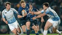Madigan stars as Leinster go top after win over Glasgow