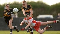 Dr. Crokes ease into club semi-final