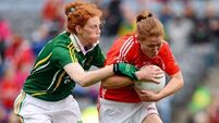 Cork continue their dominance of Ladies Football