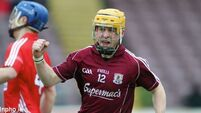 Galway and Cork hurlers share spoils in 2-12 draw