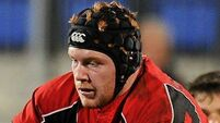 Joyce included in provisional Ulster squad to face Treviso