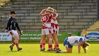 Cork ladies secure comfortable win against Monaghan