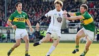Kildare lucky to overcome poor second half against Kerry
