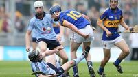 Winters rescues draw for Dublin Minors