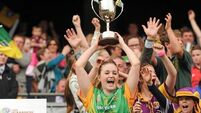 Meath subject Down junior camogie stars to final heartbreak