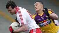 Derry ease to win over Wexford