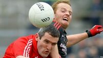 Last-gasp goal snatches win for Cork