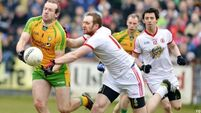 Tyrone keeper Morgan emerges as match-winner against Donegal