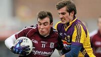 Galway revitalised by win over Wexford
