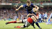 Three-try Leinster take bragging rights