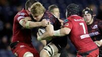 Scarlets take victory in tense encounter