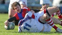 Clontarf take bonus point from UL Bohs clash
