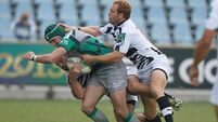 Connacht hold nerve to secure vital away victory