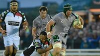 Elwood's men fall short as Care brace sets Harlequins on their way