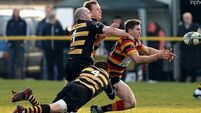 Australian Lespierre secures win for Young Munster