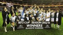 Win gives Warriors 1872 Cup