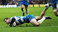 Scots run in four tries to defeat Italy