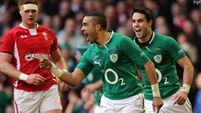 Sweet revenge for Ireland against champions Wales