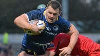Healy benched for Clermont visit