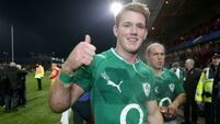 Gilroy hat-trick a highlight for rampant Ireland