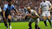 England put Fiji to the sword