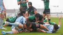 Connacht fall to clinical Blues at Sportsground
