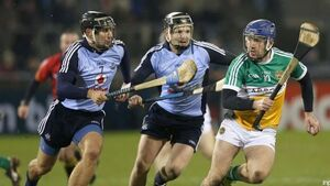 Offaly run Dubs close