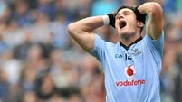 Connolly sidelined for Dublin due to ankle injury