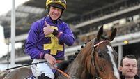 Sir Des to go without Russell in Gold Cup