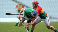 Carlow fail to pull off Limerick shock