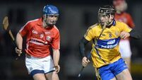 Clare through to Waterford Crystal Cup Final