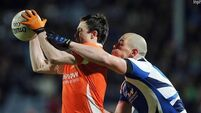 Laois keep Armagh at bay