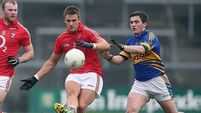 Cork suffer defeat at hands of Tipp in McGrath Cup