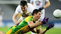 Donegal given reality check by Kildare