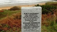 Donegal remembers 1811 naval disaster