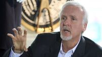 James Cameron hails Titanic heroes
