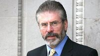 Adams 'can't afford' to sue over IRA allegations