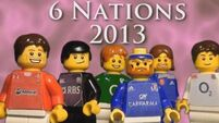 Six Nations 2013 - in LEGO