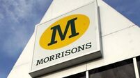 Morrisons' Christmas sales disappoint