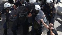 Greece hit by new general strike