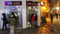 Cyprus restrictions 'may last a month'