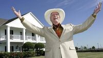Tributes pour in after death of 'Dallas' star Hagman