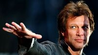 Bon Jovi to join The Stone Roses at Isle of Wight Festival