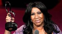 Aretha back in the studio
