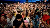 Bestival begins on Isle of Wight