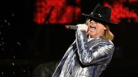 GnR busy on new album