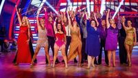 Van Outen  top of the pile in 'Strictly'