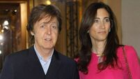 McCartney avoids disaster after pilot loses control of helicopter